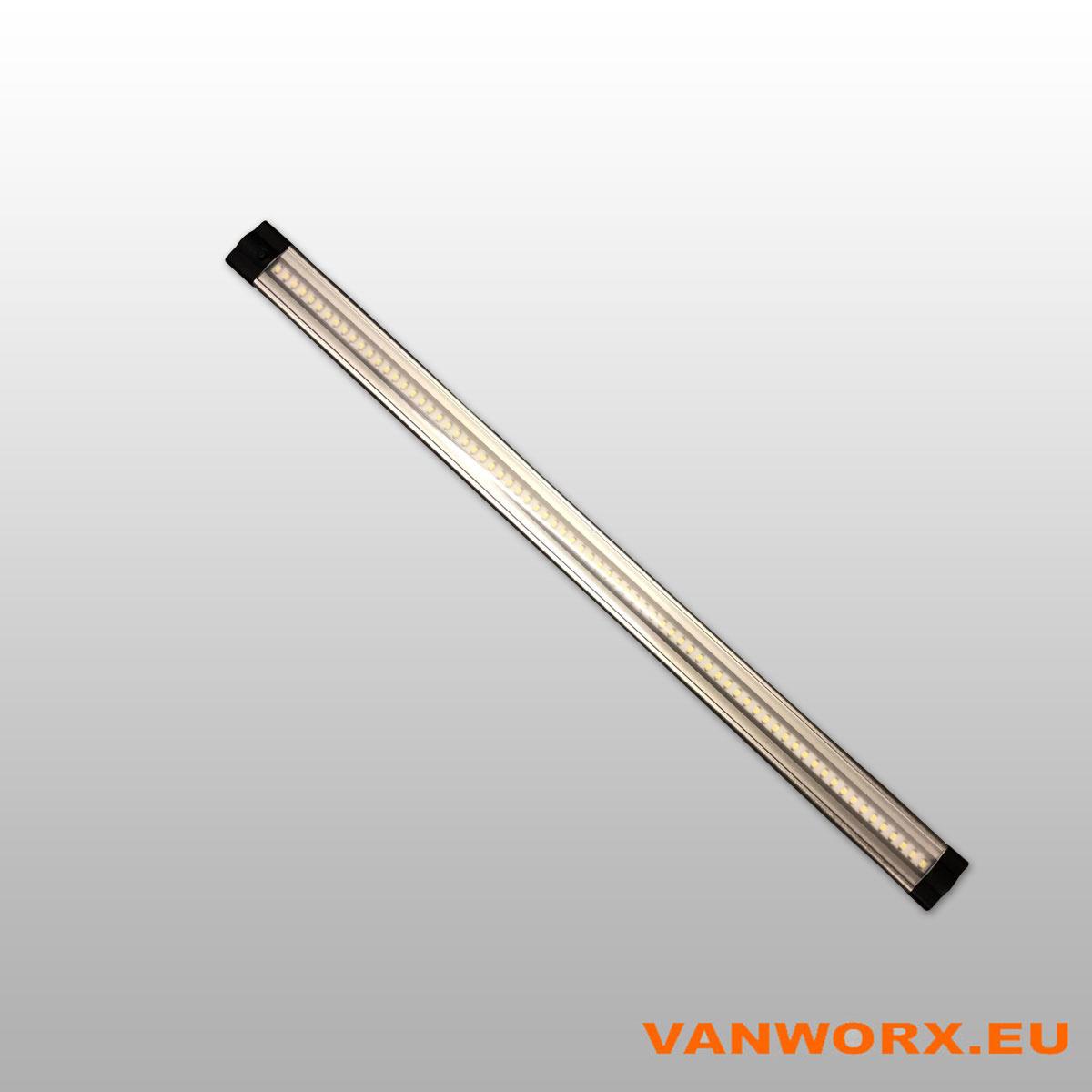 LED-Streifen Alu flach 300 mm