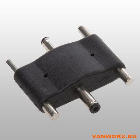 Adaptateur Connecteur Bande LED ALU