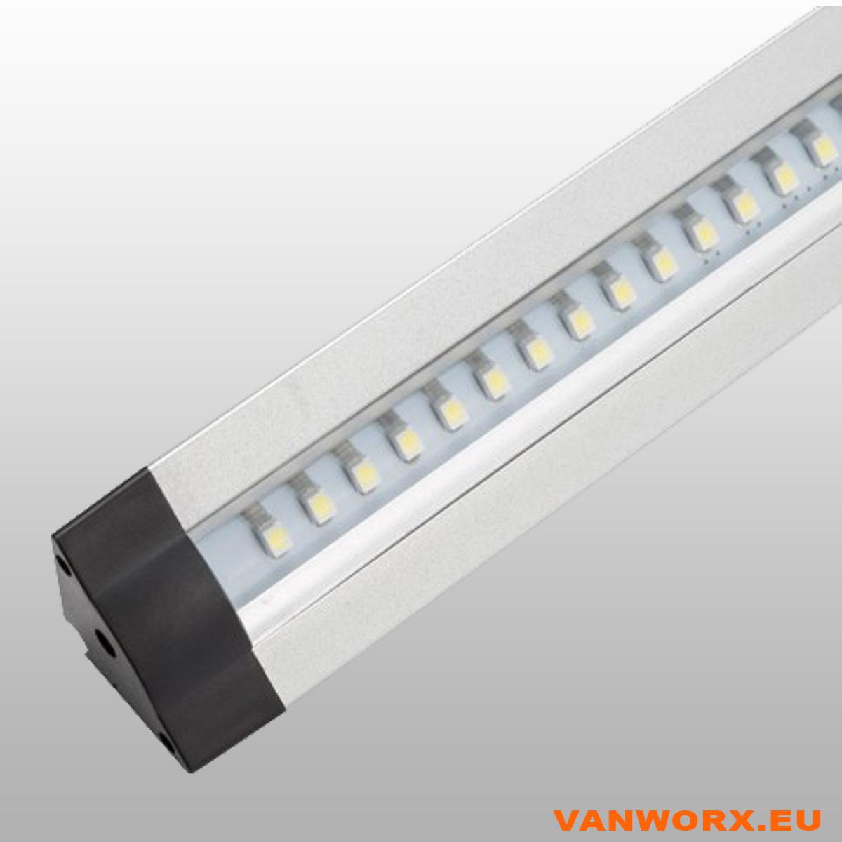 LED-Streifen Alu Ecke 1000 mm