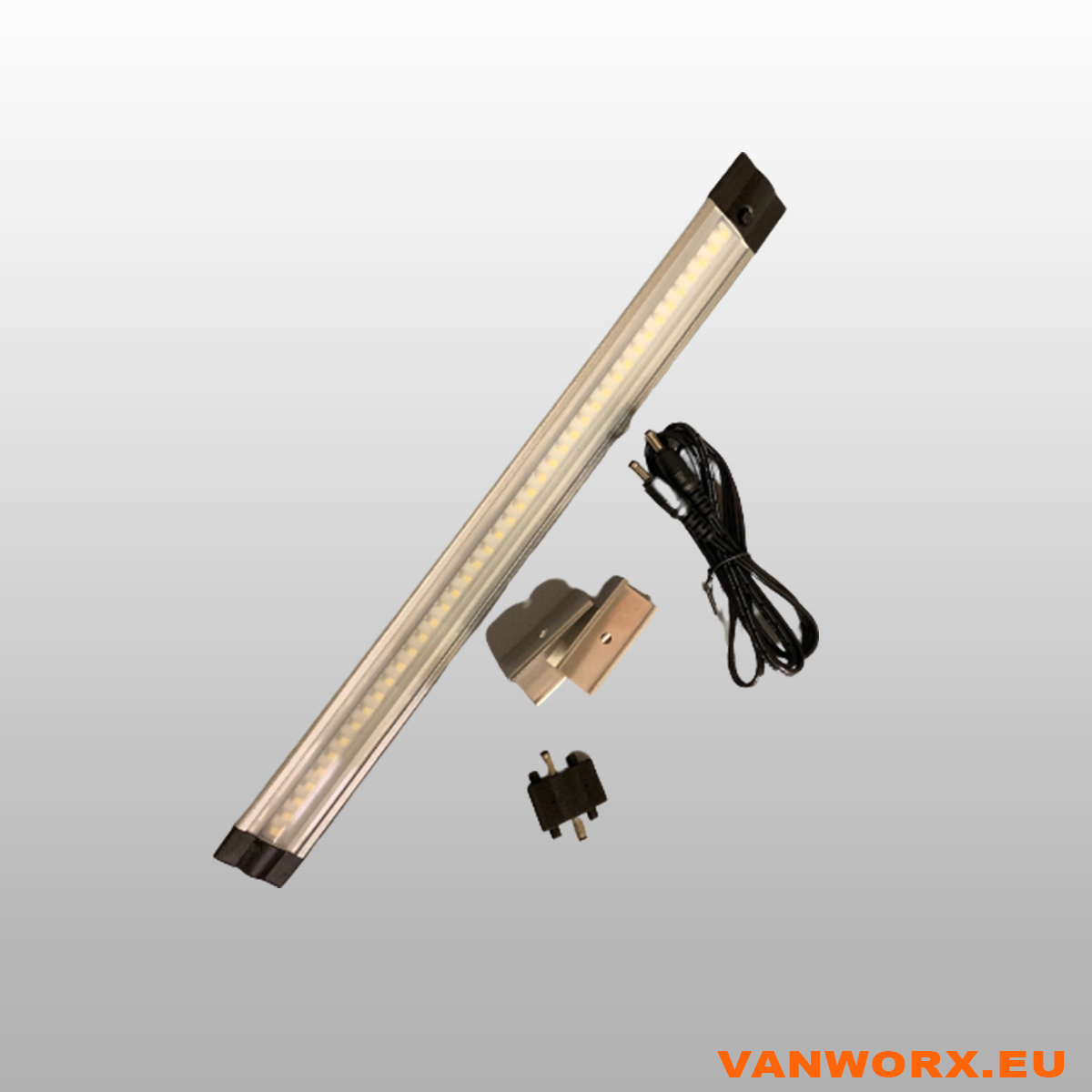 LED-Streifen Alu 500 mm