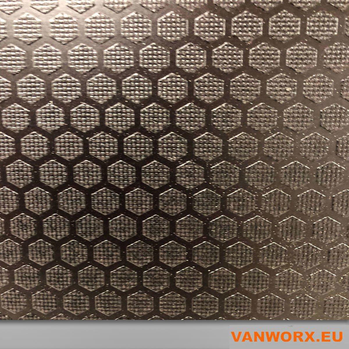 Plywood loading floor Volkswagen Caddy 5-2021