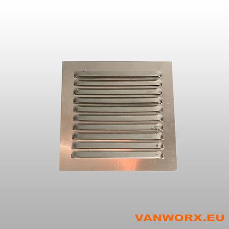 Plaque grillagée 230x230 mm