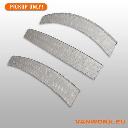 Bumperbescherming Opel Combo 2012-2018