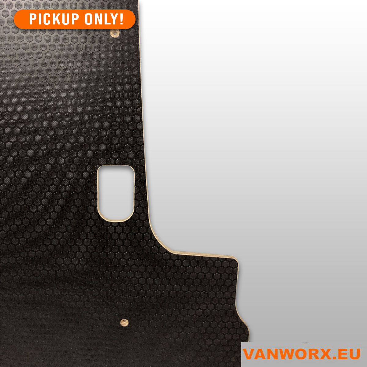 Plywood loading floor Opel Combo L1