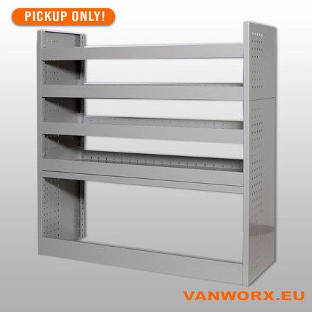 Aluminum storage module