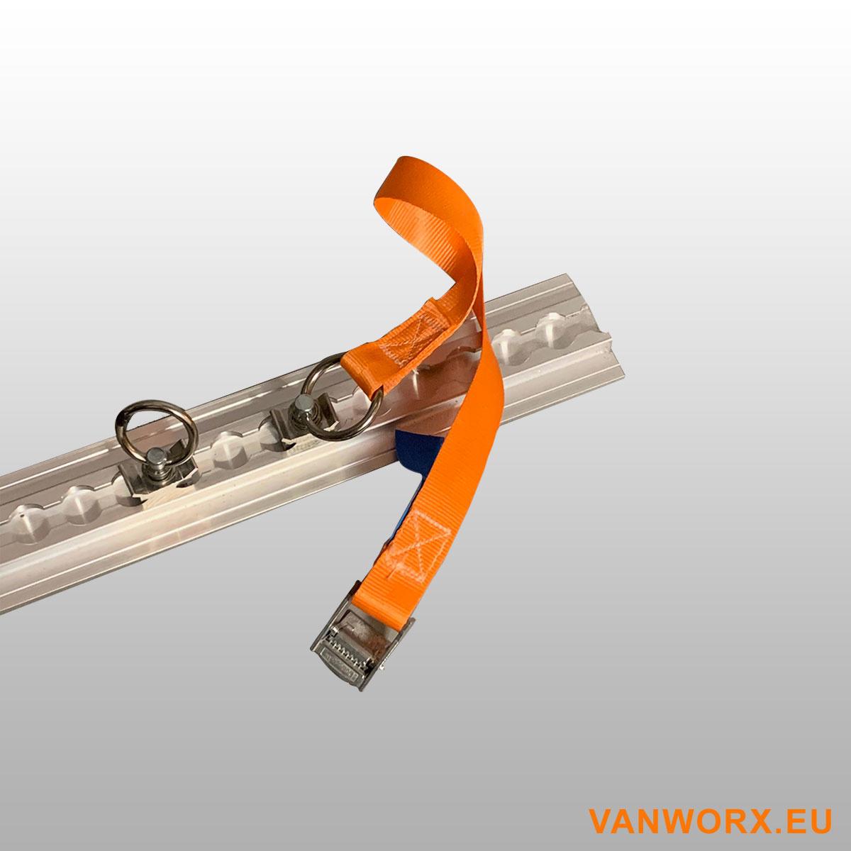 Airline Schienen Aluminium