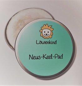 Löwenkind Neus-Keel-Pad