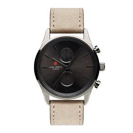Sem Lewis Present-set Metropolitan kronografklocka och Bakerloo Paddington armband