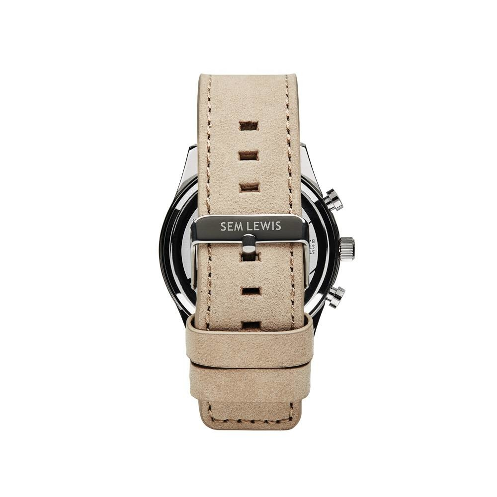 Sem Lewis Metropolitan chrono horloge en Bakerloo Paddington armband giftset