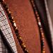 Sem Lewis Piccadilly South Kensington pärlat halsband brun