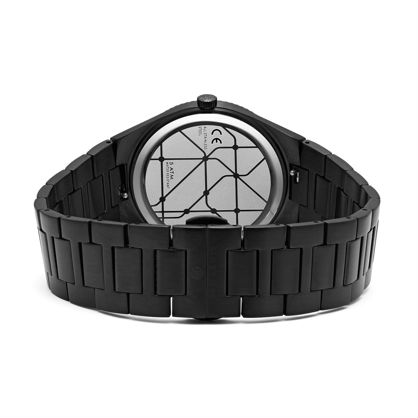 Sem Lewis Aldgate montre noir