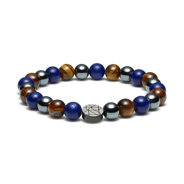 Sem Lewis Piccadilly South Kensington beaded armbånd flerfarvet