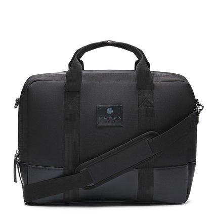 Sem Lewis Northern Hampstead laptop bag black