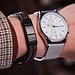 Sem Lewis Bakerloo Paddington leren armband bruin