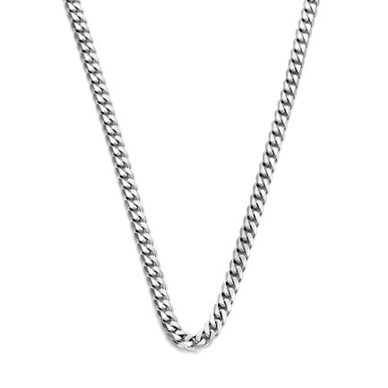 Sem Lewis Battersea Northcote Road necklace silver colored