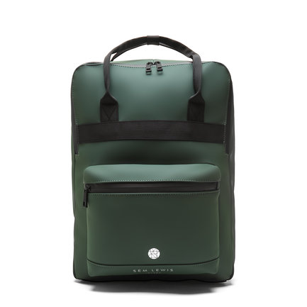 Sem Lewis Southern Hampstead backpack green