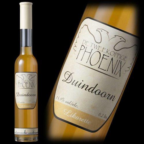 De Tweekoppige Phoenix Sea Buckthorn Liquorette