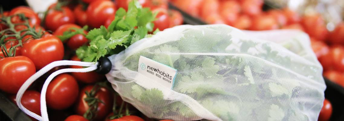 Produce bag market