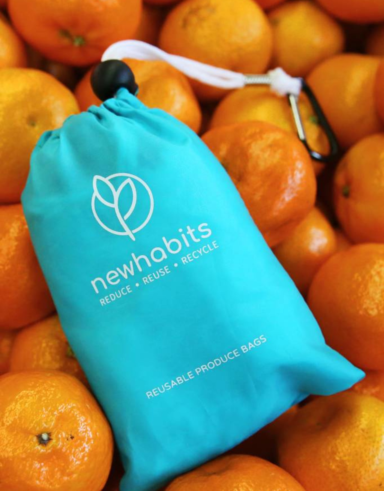 NewHabits Reusable produce bags from recycled plastic