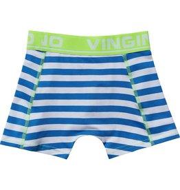 Vingino Vingino jongens ondergoed Short Blue 2-Pack