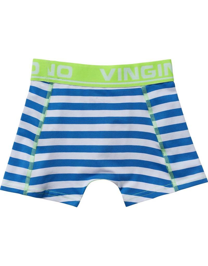 c7dc4aabf70a5e Vingino Vingino jongens ondergoed Short Blue 2-Pack - FiNo Kids