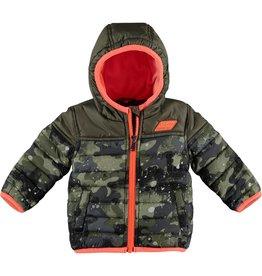 Vingino Vingino baby jongens winterjas Thadi Army Green
