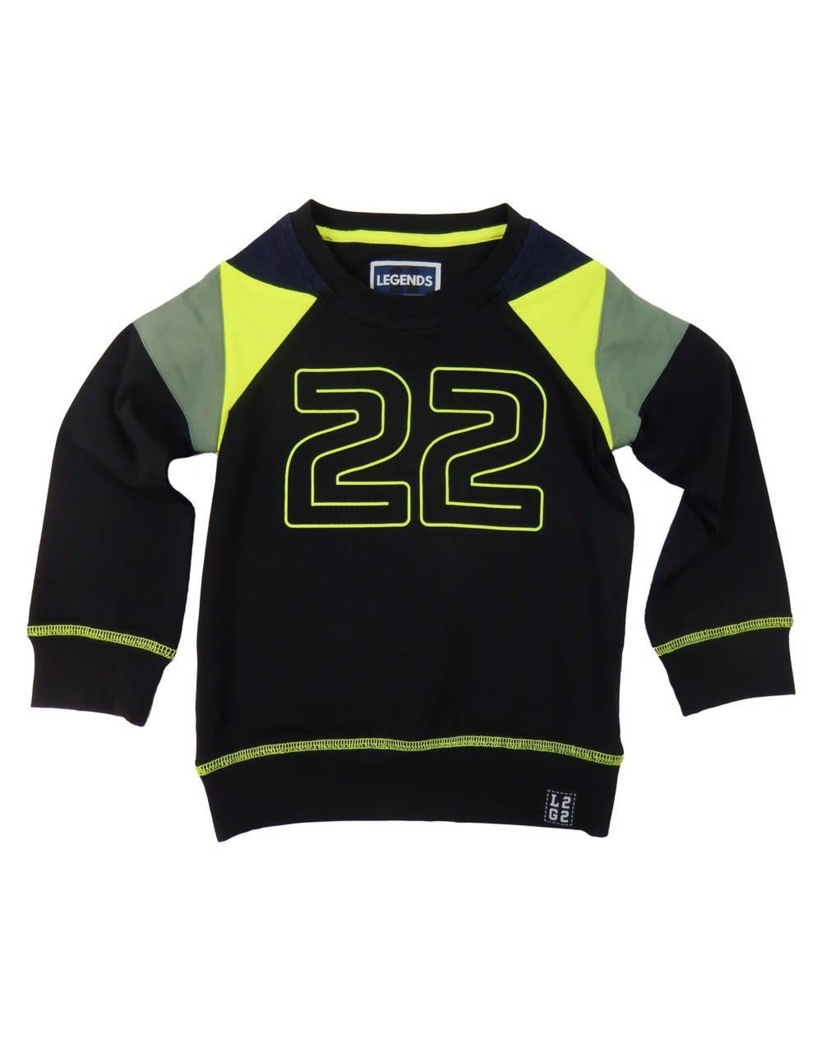 Legends22 Legends22 jongens sweater Micha
