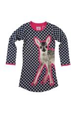 Lovestation22 Lovestation22 meisjes jurk Alissa