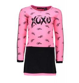 B.Nosy B.Nosy meisjes jurk Offline AO Candy Black