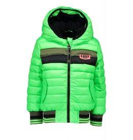 B.Nosy B.Nosy jongens winterjas Neon Frog