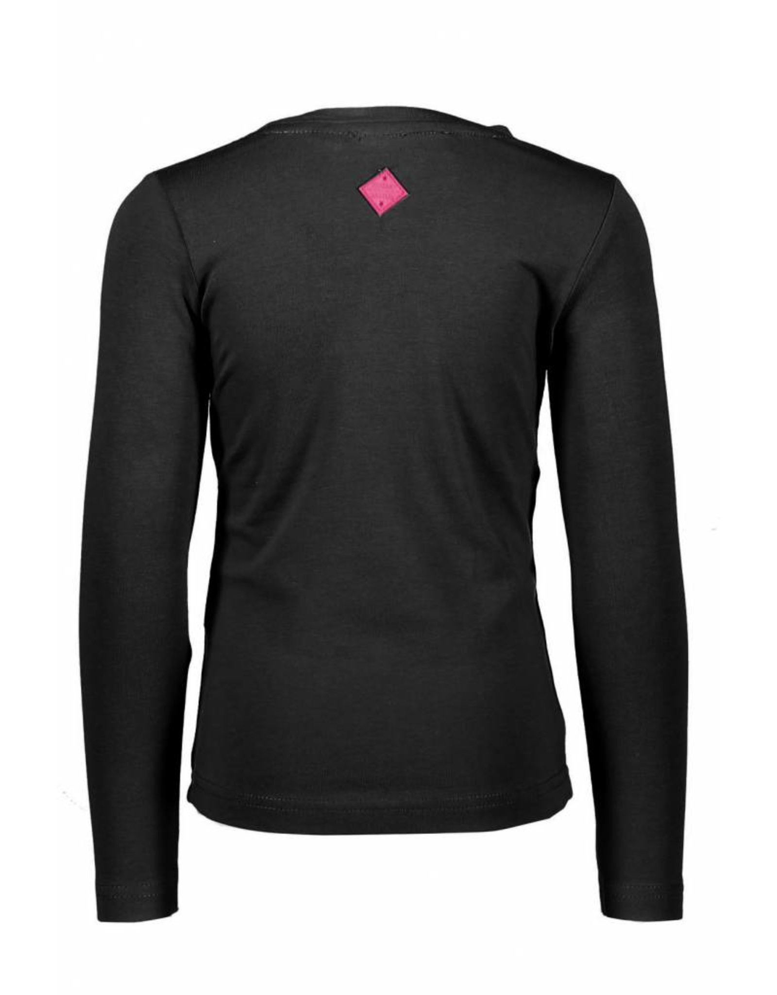 B.Nosy B.Nosy meisjes shirt Black