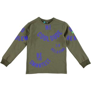B'Chill B'Chill shirt met witte letters
