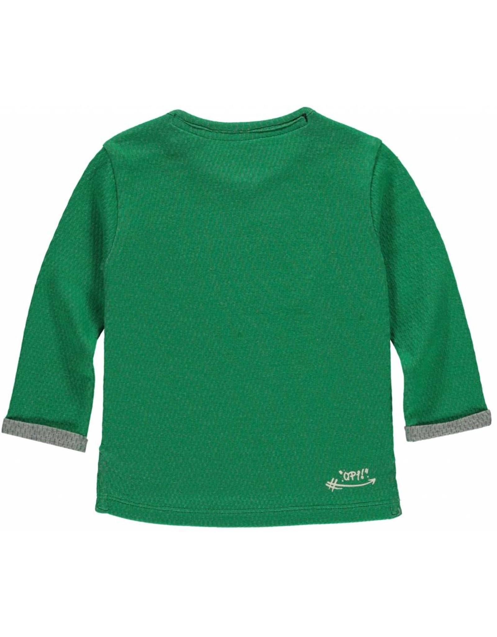 Quapi Quapi baby jongens shirt MAROUAN
