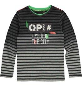 Quapi Quapi jongens shirt LEANDER Antra Stripe