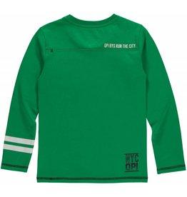 Quapi Quapi jongens shirt LEE Green