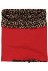 Quapi Quapi meisjes sjaal LEA Leopard