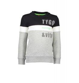 TYGO & vito TYGO & vito jongens sweater Nexterday