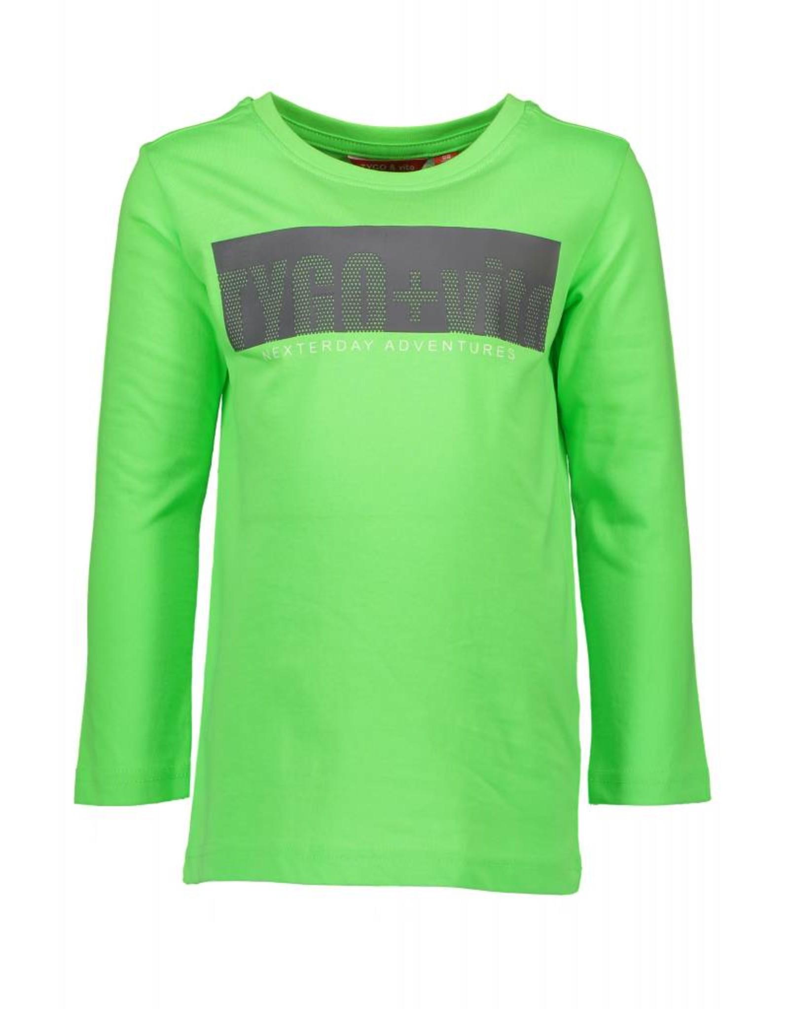 TYGO & vito TYGO & vito jongens shirt Nexterday Adventures