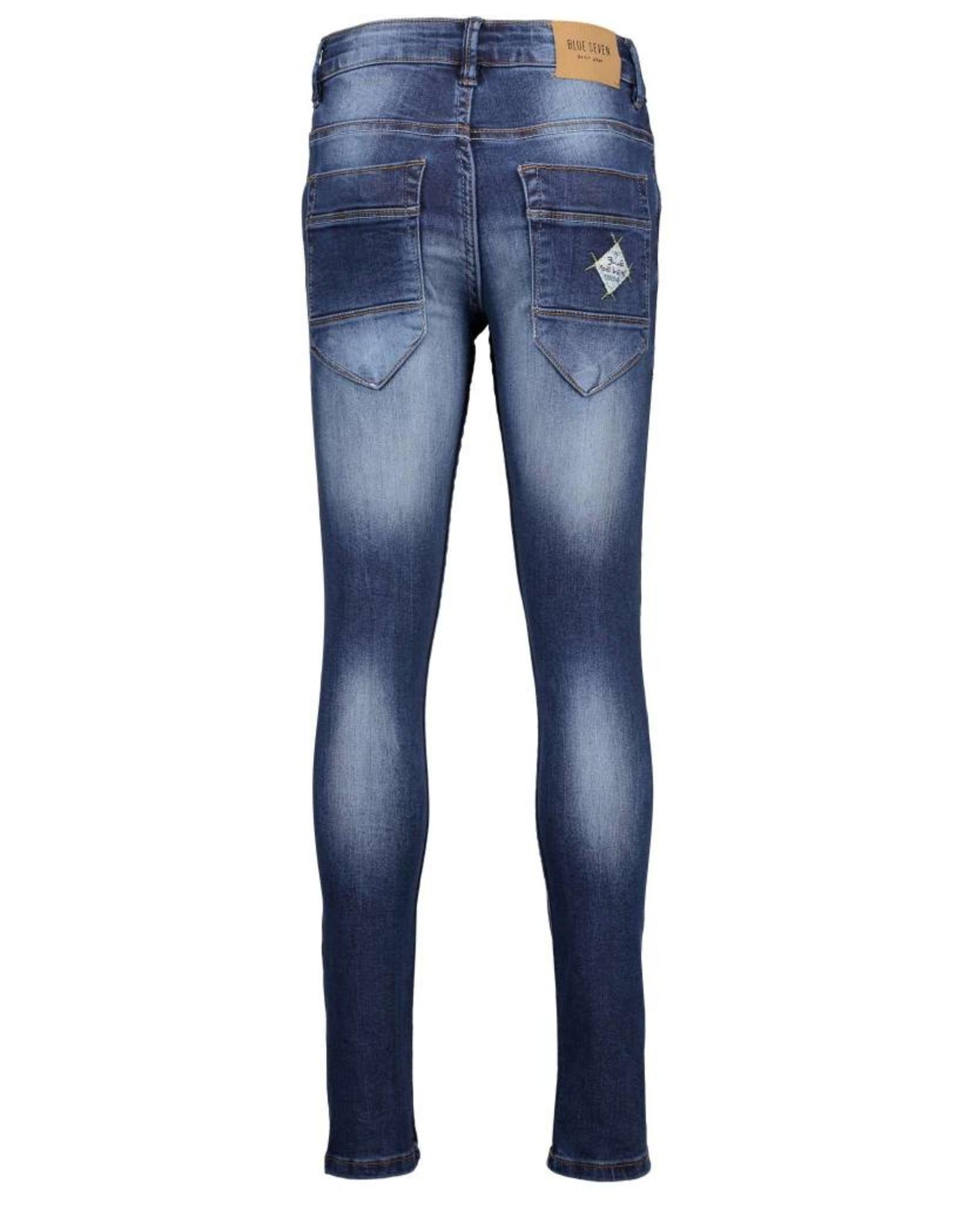 Blue Seven Blue Seven jongens spijkerbroek 519