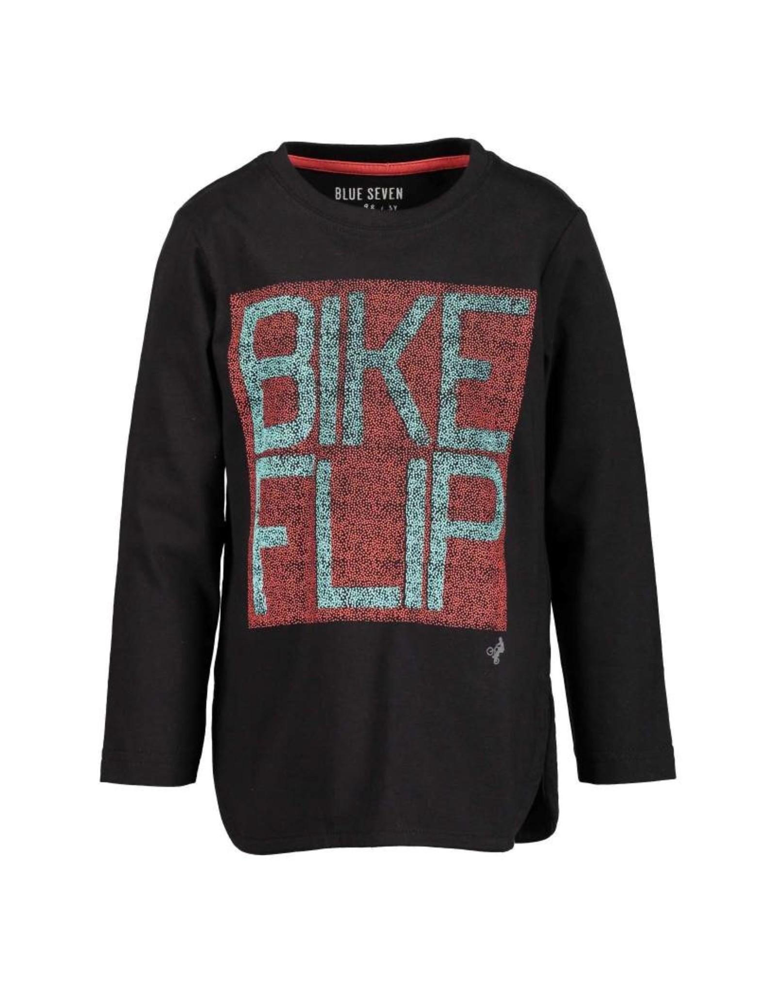 Blue Seven Blue Seven jongens shirt Bikeflip