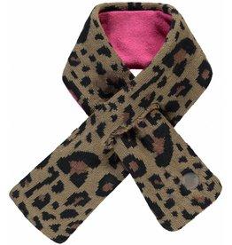 Quapi Quapi meiden sjaal LAURIANNE Leopard one size