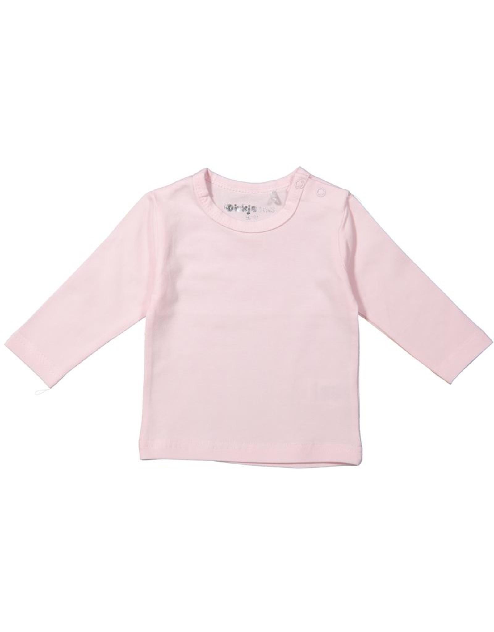 Dirkje Dirkje baby meisjes shirt Basics