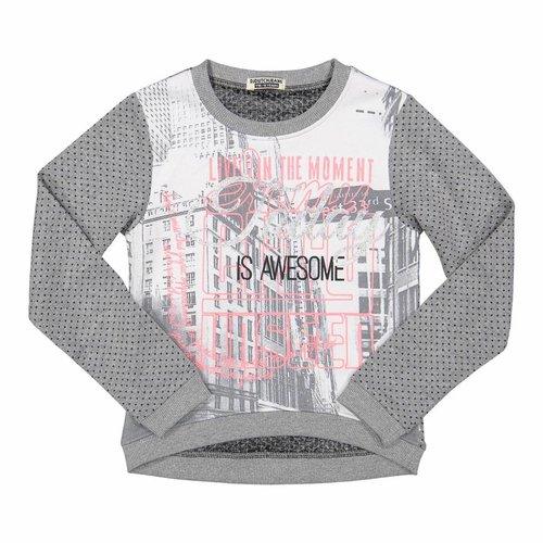 DJ Dutchjeans DJ Dutch meiden sweater So Awesome