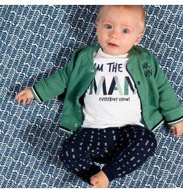 Quapi Quapi newborn jongens shirt ZACK