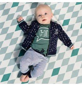 Quapi Quapi newborn jongens shirt ZAGROS