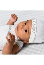 Quapi Quapi newborn unisex mutsje ZIA