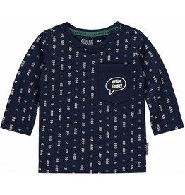 Quapi Quapi newborn jongens shirt ZACHARIAS