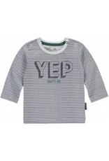 Quapi Quapi newborn jongens shirt ZACK Stripe