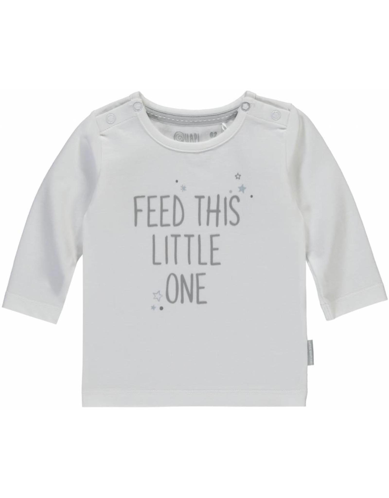 Quapi Quapi newborn unisex shirt ZADA W