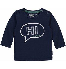 Quapi Quapi newborn jongens shirt ZAGROS DB